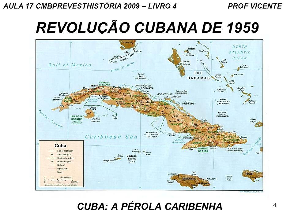 CUBA: A PÉROLA CARIBENHA