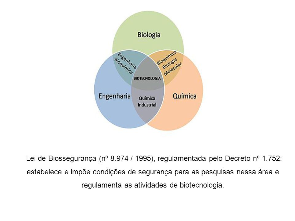 Lei de Biossegurança (nº 8