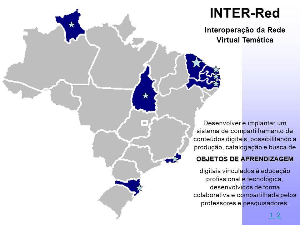 INTER-Red Interoperação da Rede Virtual Temática