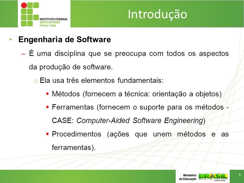 Introdução Engenharia de Software