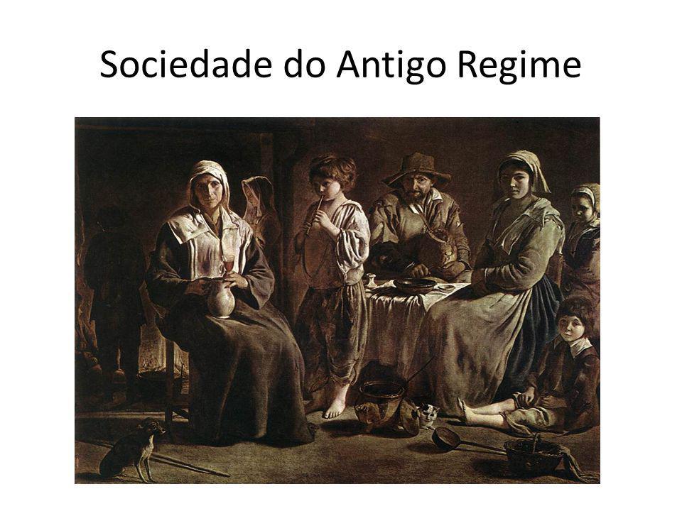 Sociedade do Antigo Regime
