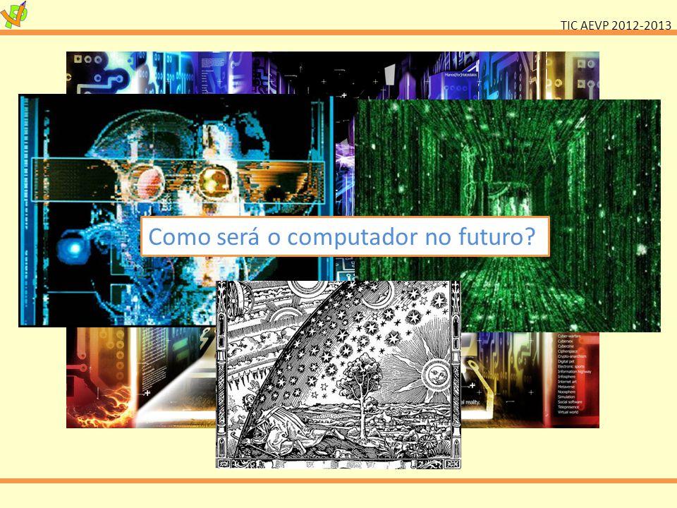 Como será o computador no futuro