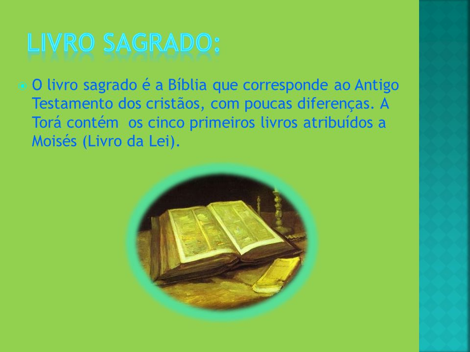 Livro Sagrado: