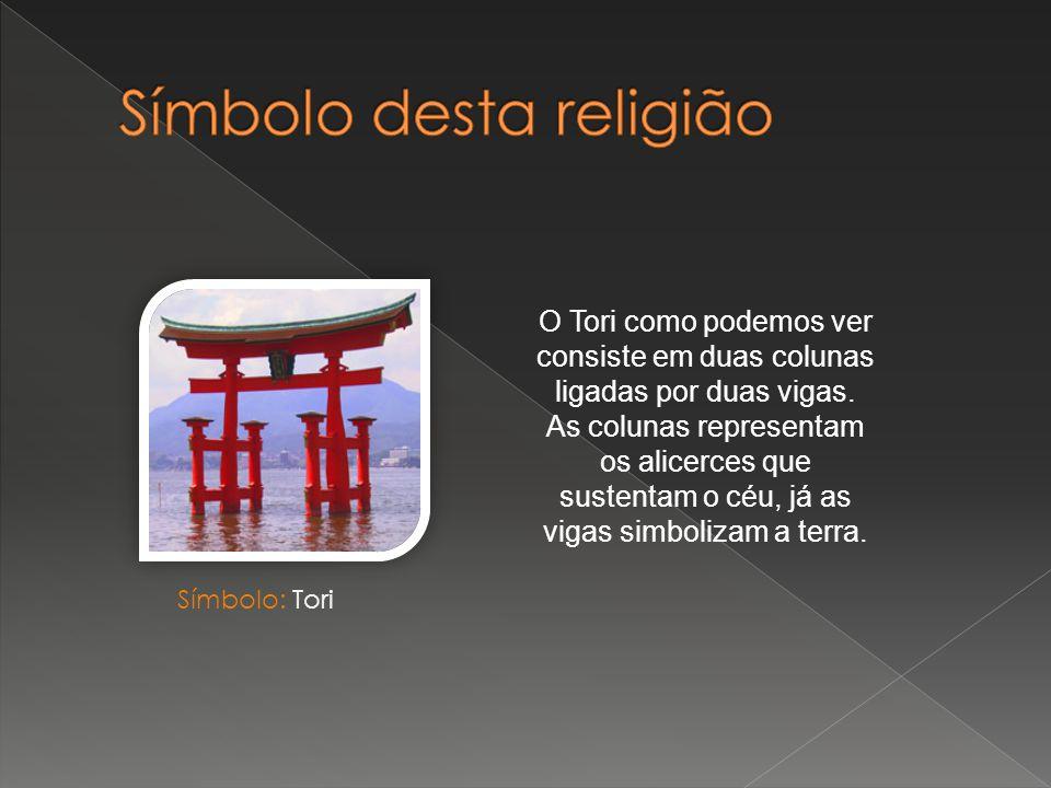 Símbolo desta religião