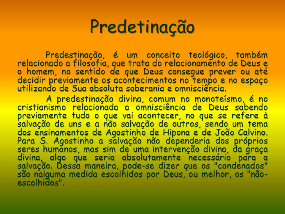 Predetinação