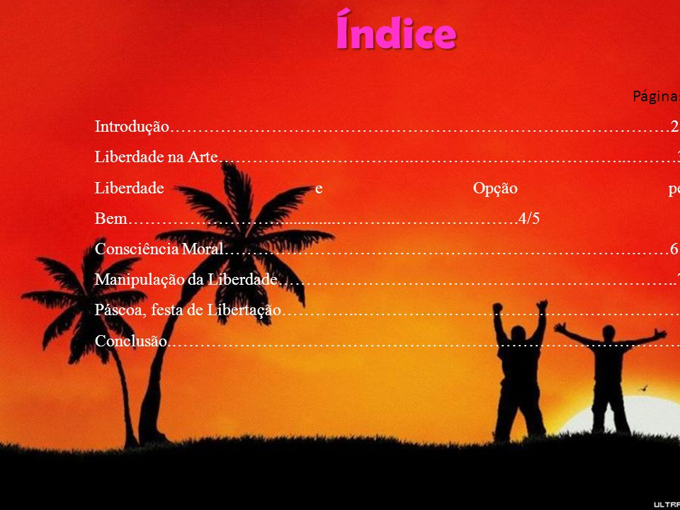 Índice índice Páginas Introdução……………………………………………………………..………………2