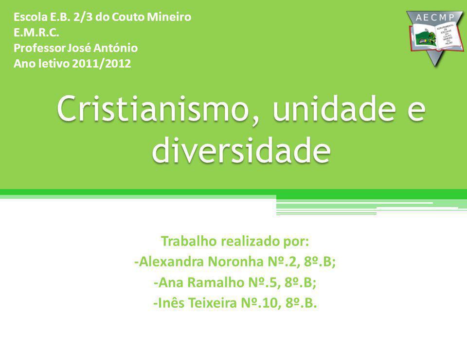 Cristianismo, unidade e diversidade