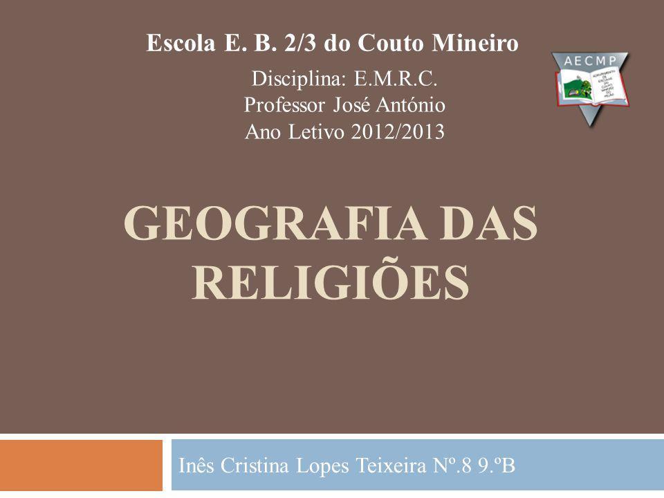 Geografia das Religiões