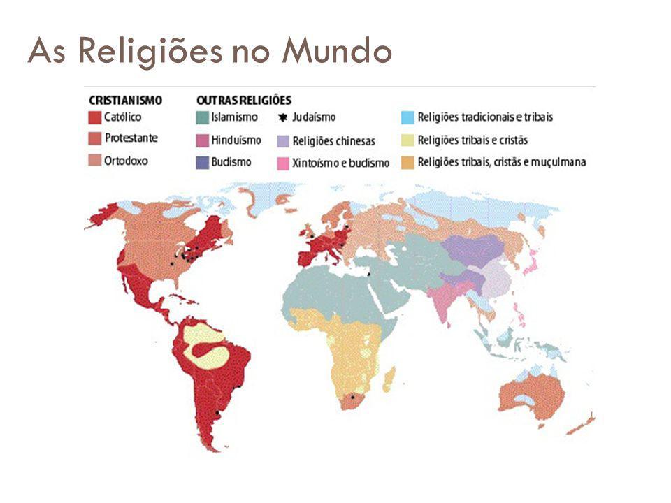 As Religiões no Mundo