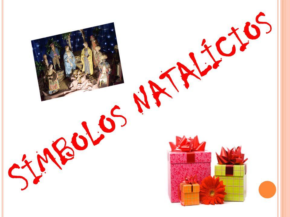 Símbolos natalícios