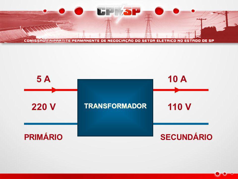 5 A 10 A 220 V TRANSFORMADOR 110 V PRIMÁRIO SECUNDÁRIO