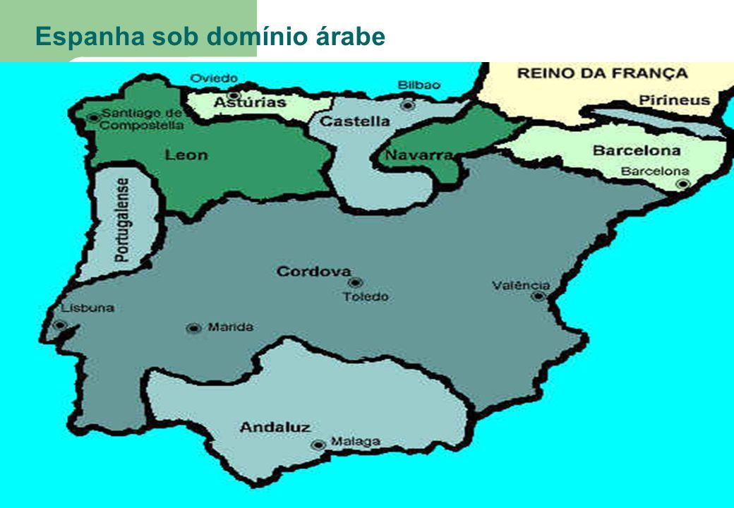 Espanha sob domínio árabe