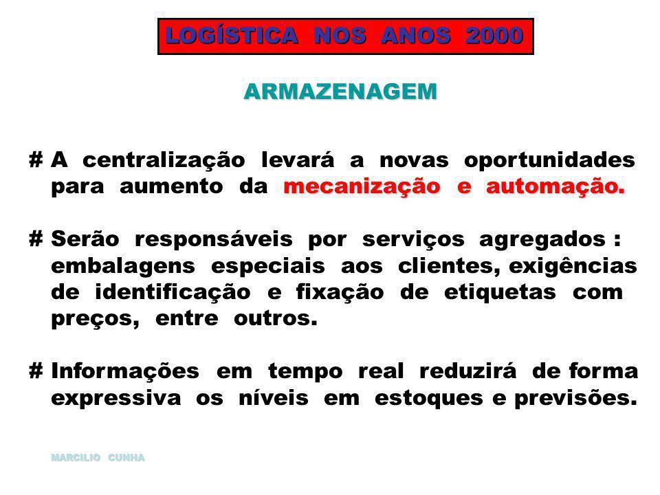# A centralização levará a novas oportunidades