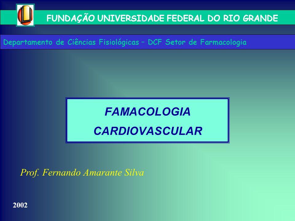 FAMACOLOGIA CARDIOVASCULAR