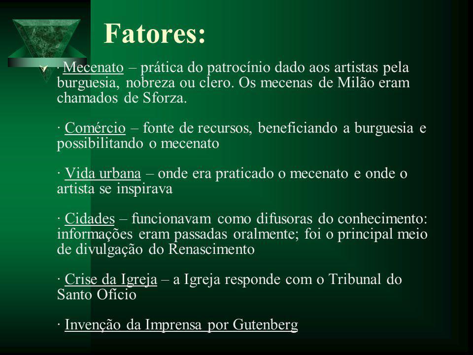 Fatores: