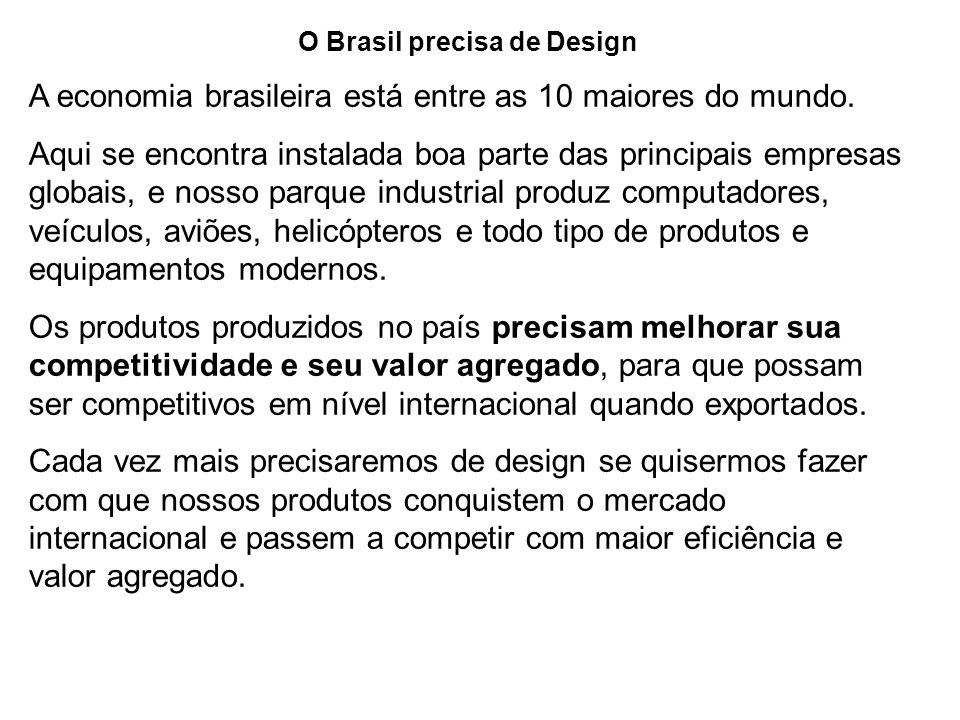 O Brasil precisa de Design
