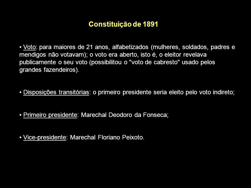 Constituição de 1891