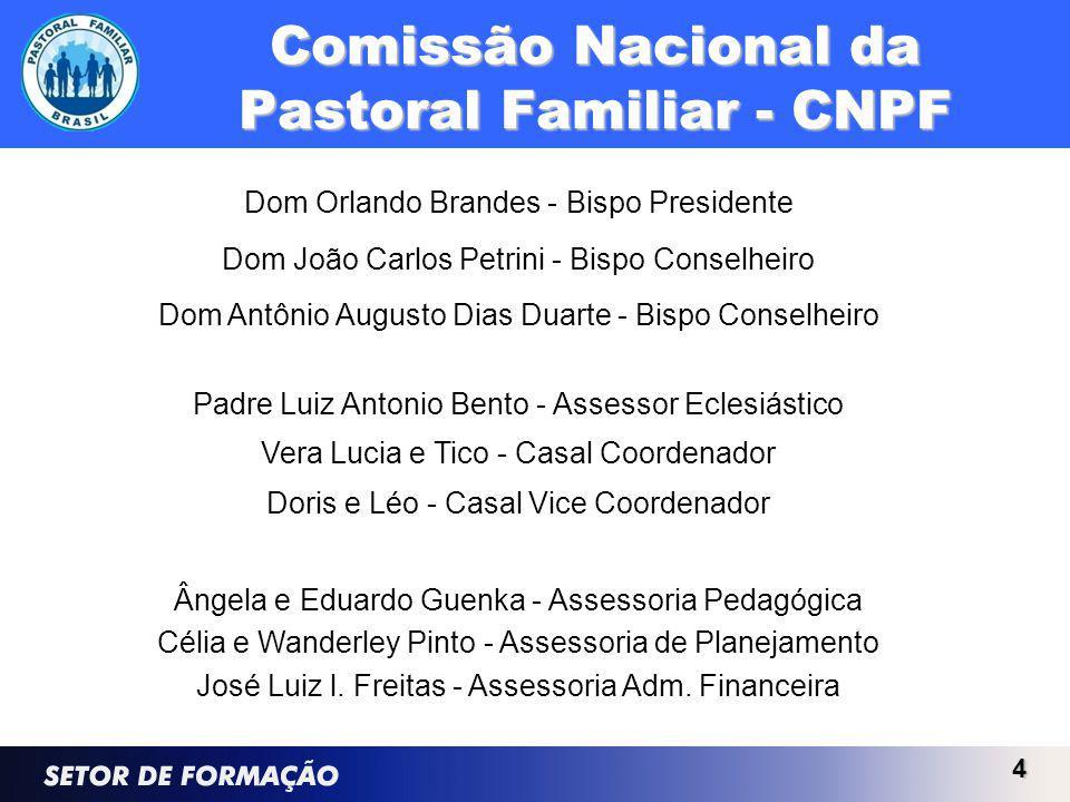 Comissão Nacional da Pastoral Familiar - CNPF