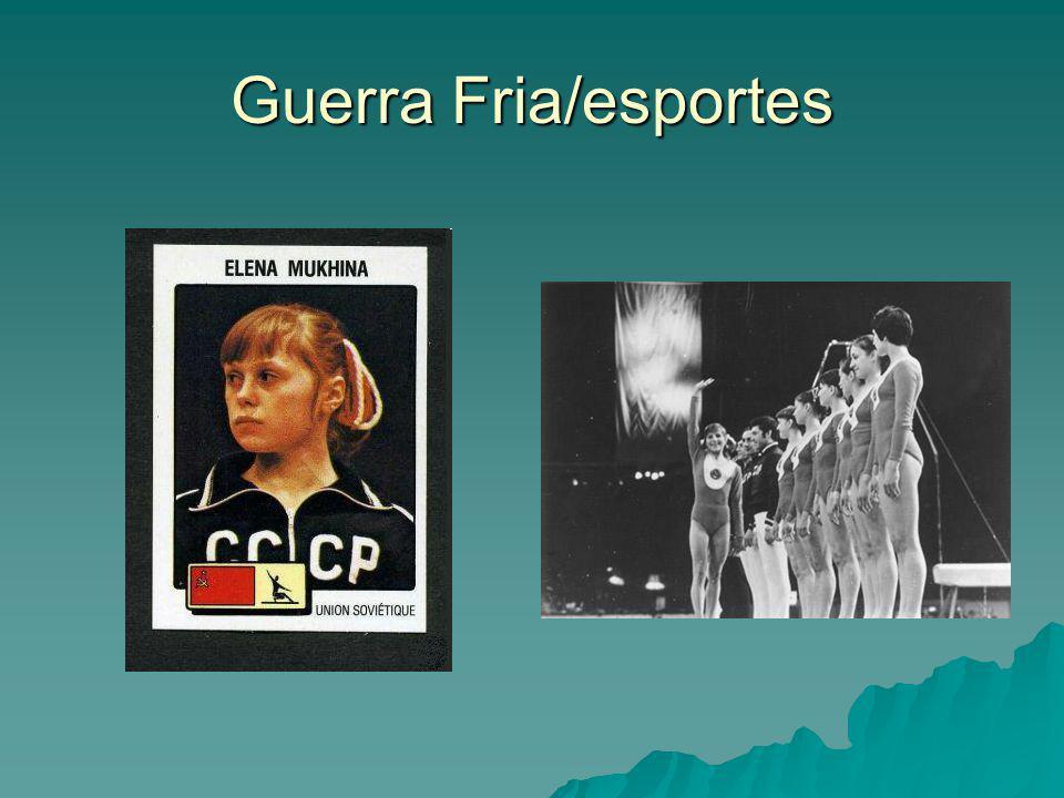 Guerra Fria/esportes