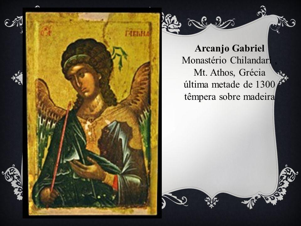 Arcanjo Gabriel Monastério Chilandari , Mt