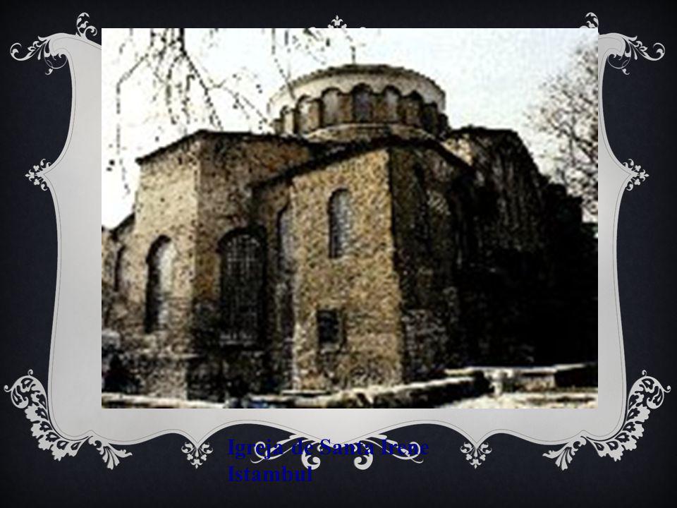 Igreja de Santa Irene Istambul