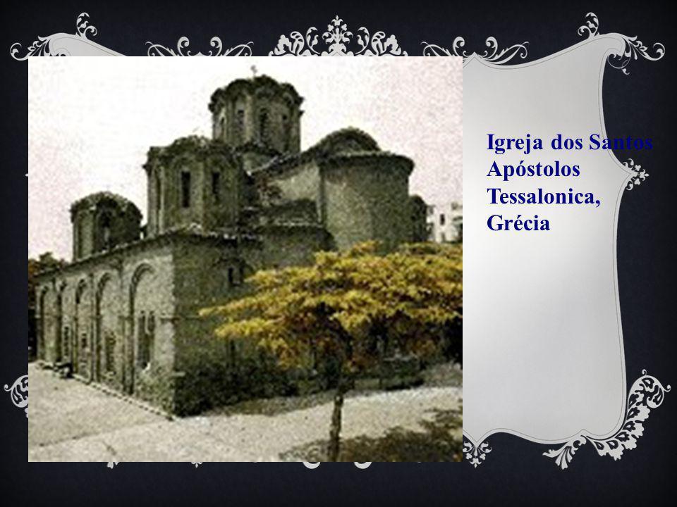 Igreja dos Santos Apóstolos Tessalonica, Grécia