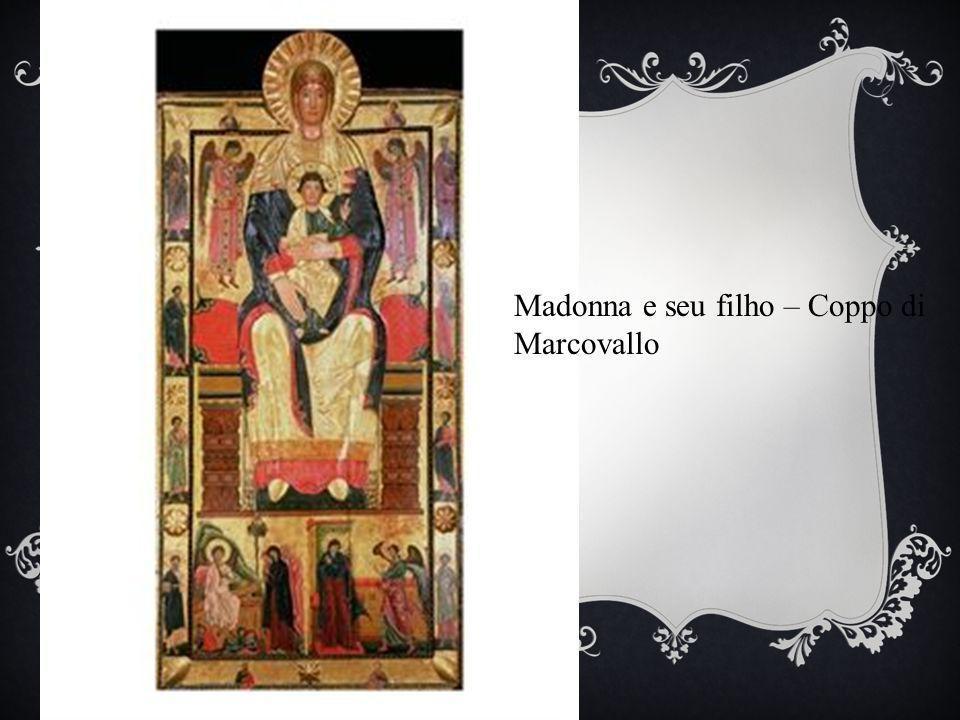 Madonna e seu filho – Coppo di Marcovallo