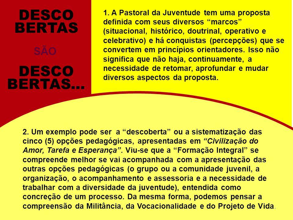 DESCO BERTAS BERTAS… SÃO