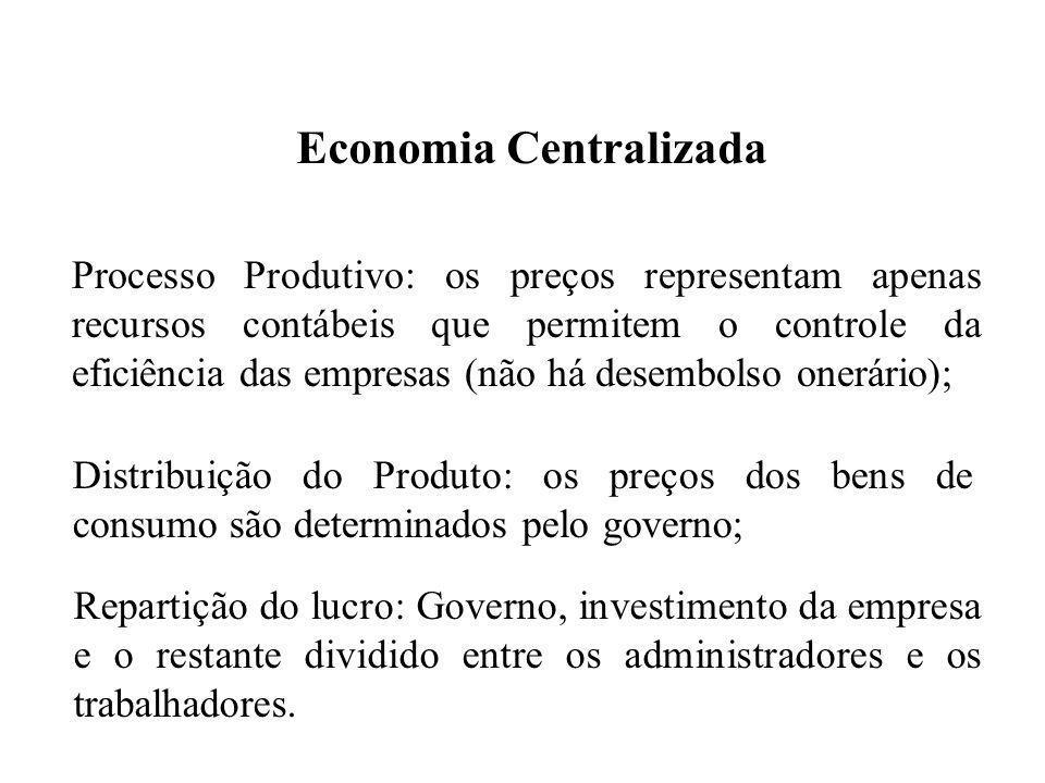 Economia Centralizada