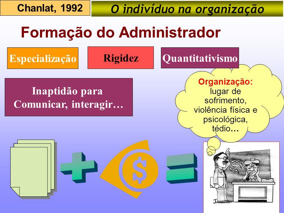 Formação do Administrador