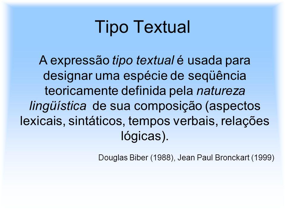 Tipo Textual
