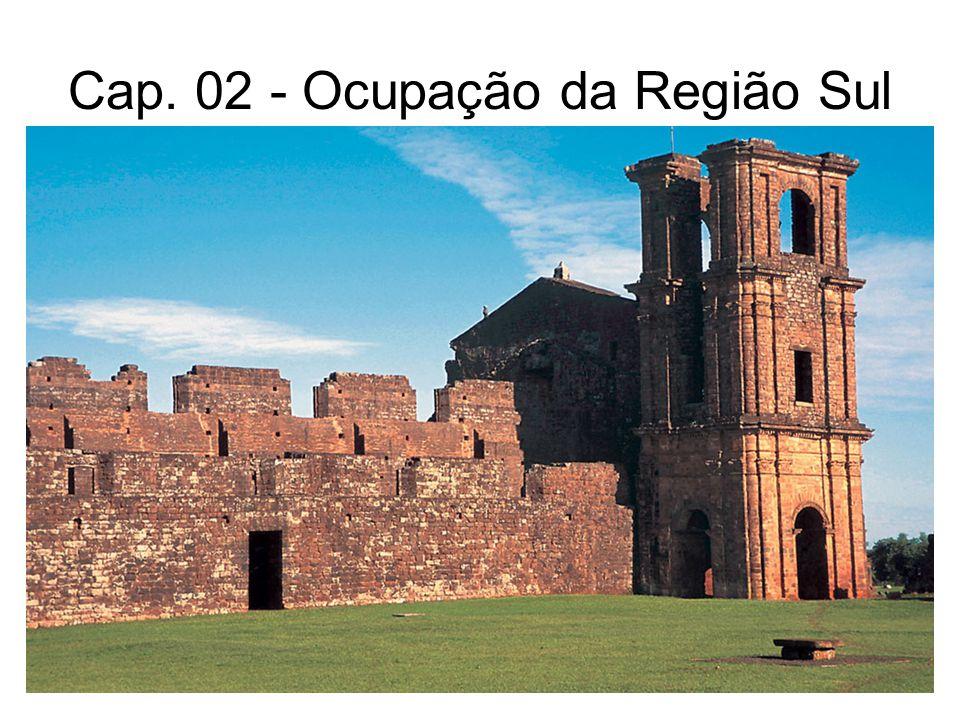 Cap. 02 - Ocupação da Região Sul
