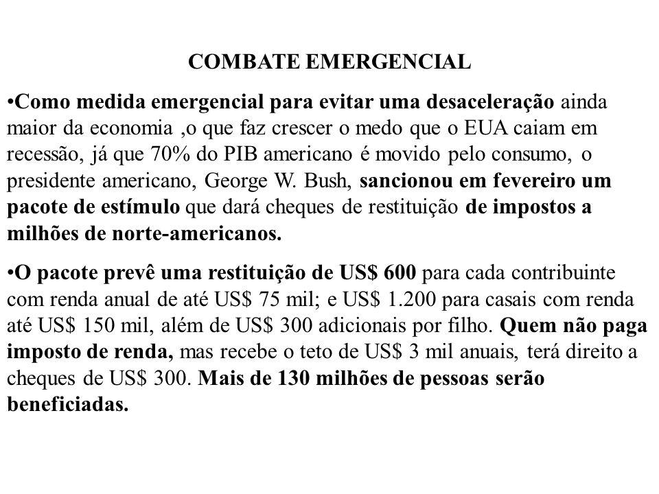 COMBATE EMERGENCIAL