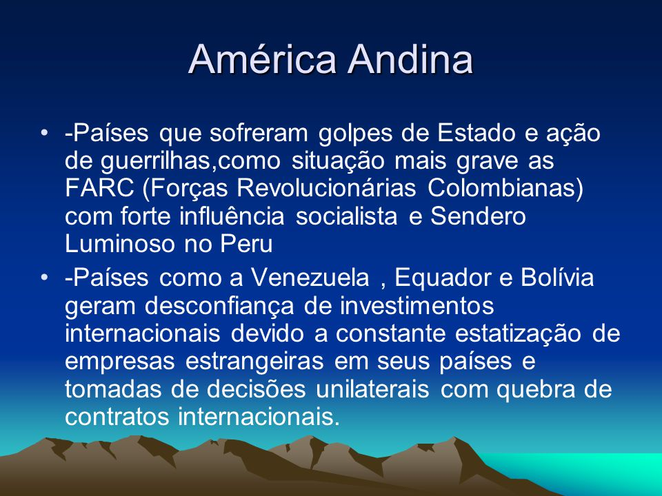 América Andina