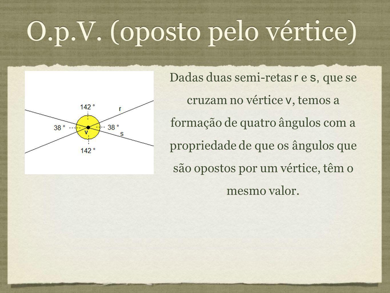 O.p.V. (oposto pelo vértice)