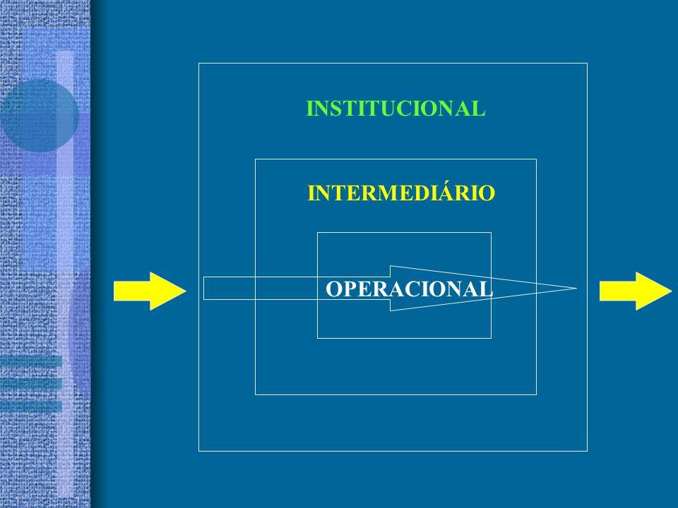INSTITUCIONAL INTERMEDIÁRIO OPERACIONAL
