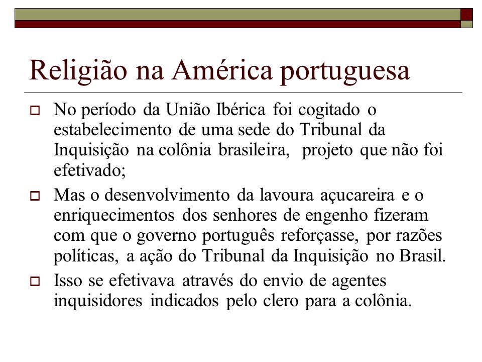 Religião na América portuguesa