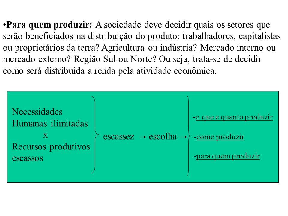 -o que e quanto produzir