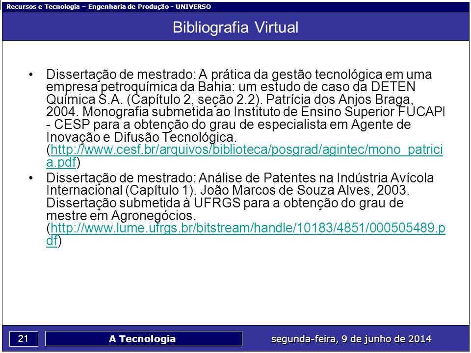 Bibliografia Virtual