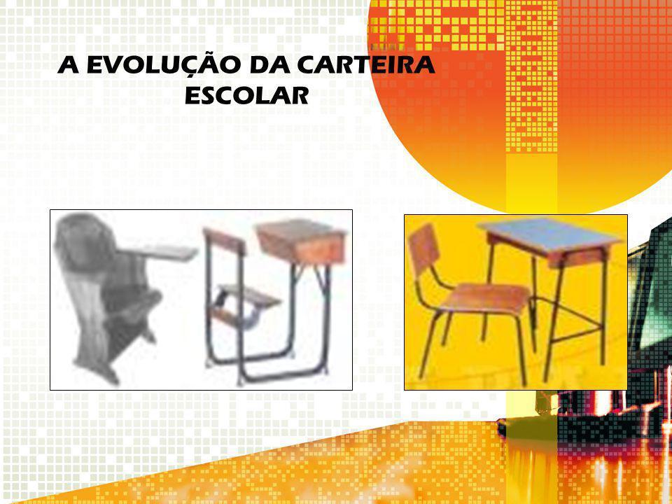 A EVOLUÇÃO DA CARTEIRA ESCOLAR