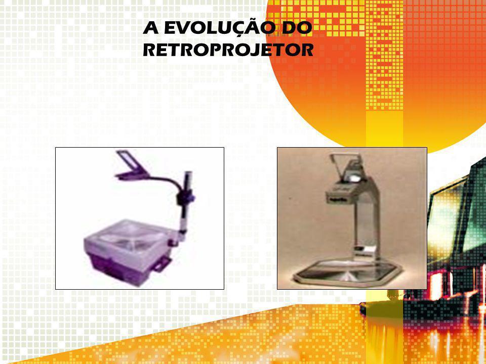 A EVOLUÇÃO DO RETROPROJETOR