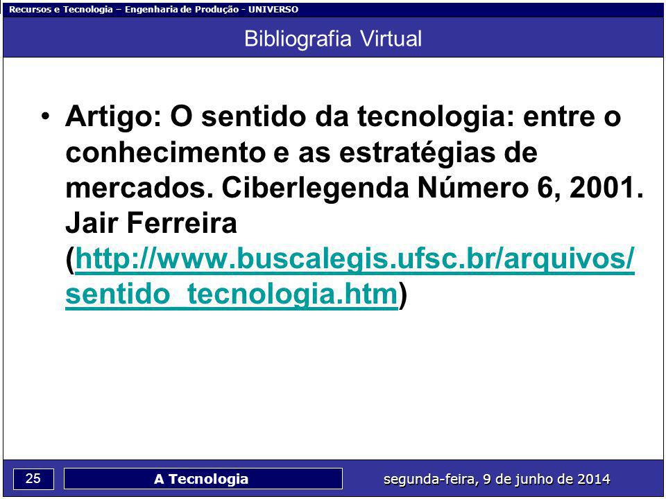 Bibliografia Virtual