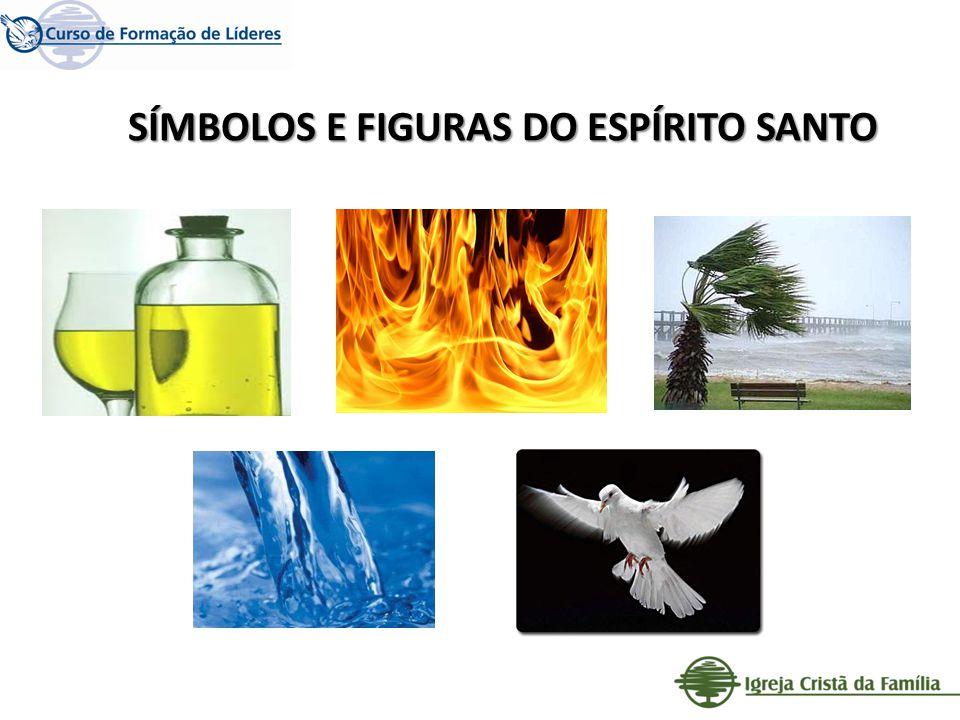 SÍMBOLOS E FIGURAS DO ESPÍRITO SANTO