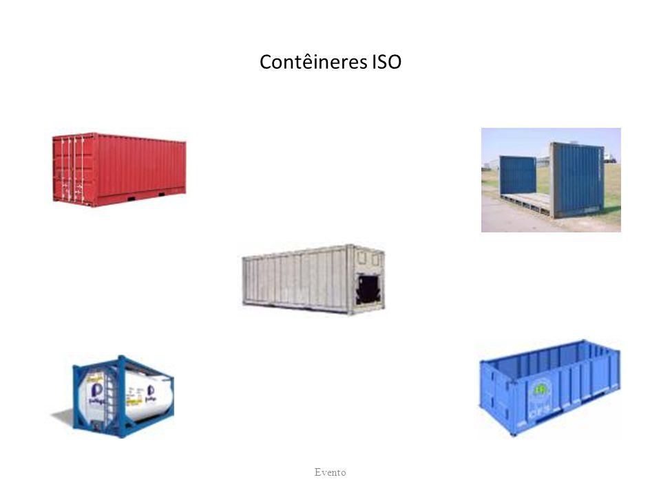 Contêineres ISO Evento