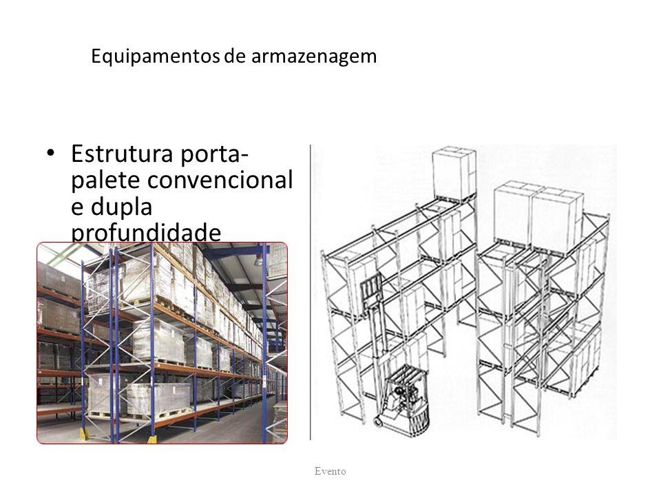 Equipamentos de armazenagem