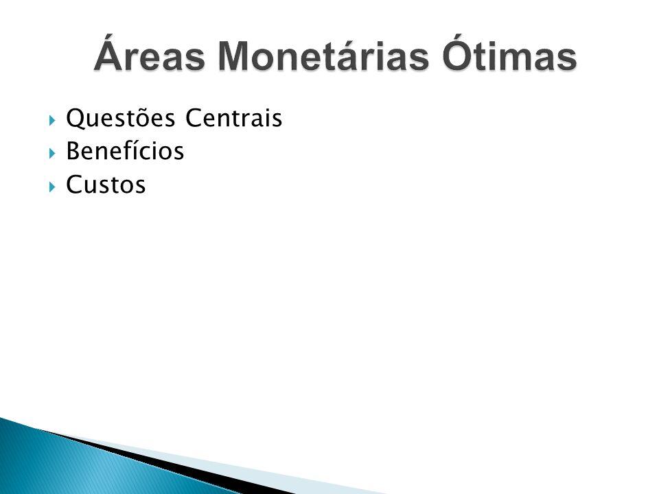 Áreas Monetárias Ótimas
