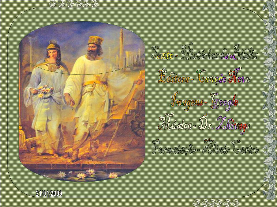 Texto - Histórias da Biblia Formatação - Altair Castro