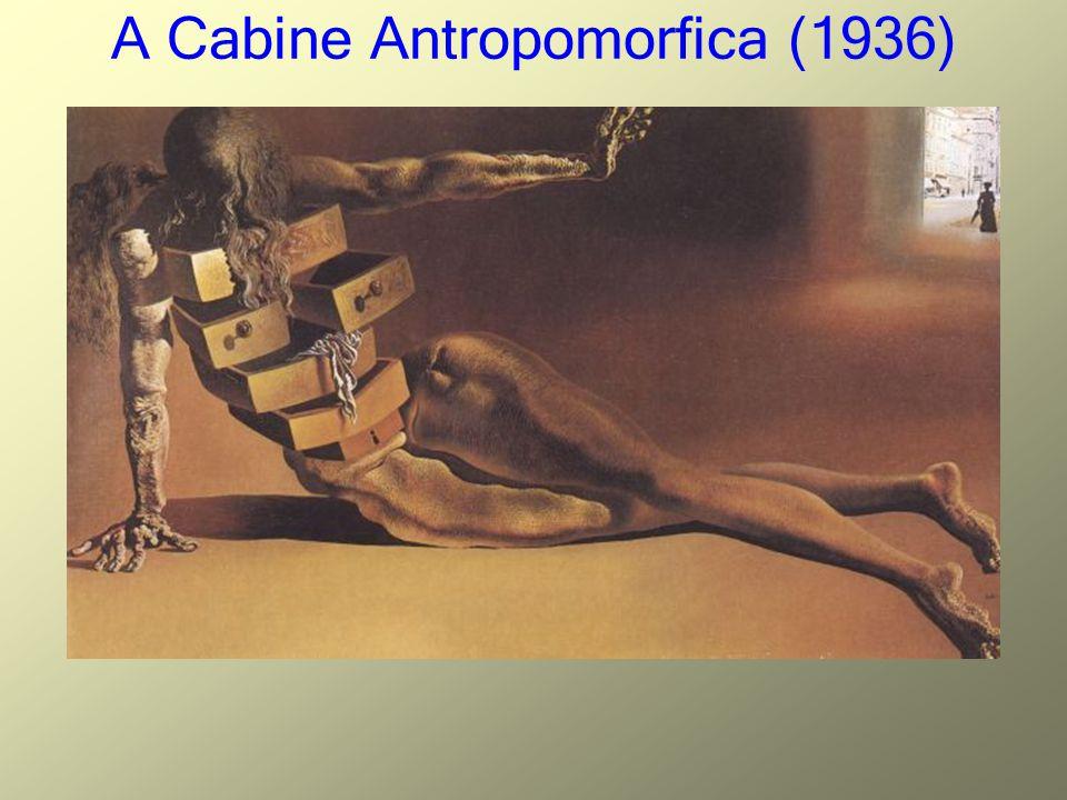 A Cabine Antropomorfica (1936)