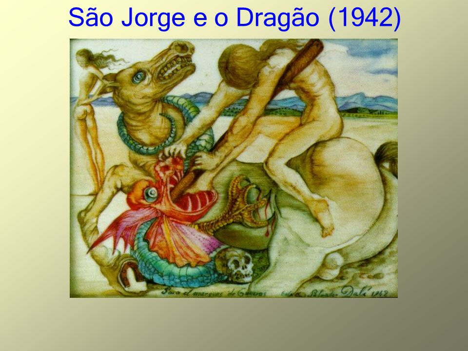 São Jorge e o Dragão (1942)