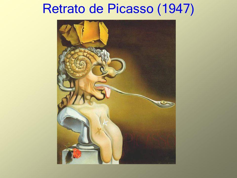 Retrato de Picasso (1947)